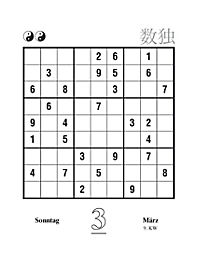 Sudoku Abreisskalender 2019 - Produktdetailbild 5