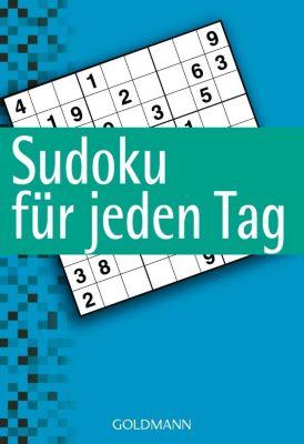 sudoku f r jeden tag buch portofrei bei bestellen. Black Bedroom Furniture Sets. Home Design Ideas