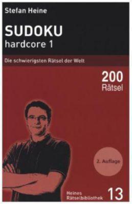 Sudoku, hardcore, Stefan Heine