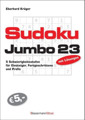 Sudokujumbo - Eberhard Krüger |