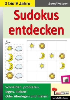 Sudokus entdecken, Bernd Wehren