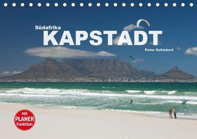 Südafrika - Kapstadt (Tischkalender 2019 DIN A5 quer), Peter Schickert