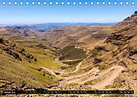 Südafrika - Lesotho (Tischkalender 2019 DIN A5 quer) - Produktdetailbild 1
