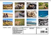 Südafrika - Lesotho (Wandkalender 2019 DIN A3 quer) - Produktdetailbild 13