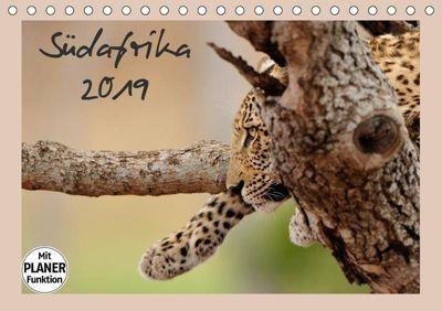 Südafrika - Planer (Tischkalender 2019 DIN A5 quer), Kirsten und Holger Karius