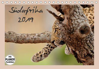 Südafrika - Planer (Tischkalender 2019 DIN A5 quer), Kirsten Karius