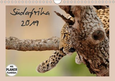 Südafrika - Planer (Wandkalender 2019 DIN A4 quer), Kirsten Karius