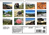 Südafrika - Von Kapstadt bis Addo Elephant Park (Wandkalender 2019 DIN A4 quer) - Produktdetailbild 13