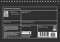 SÜDAFRIKAS Bergzebras (Tischkalender 2019 DIN A5 quer) - Produktdetailbild 13