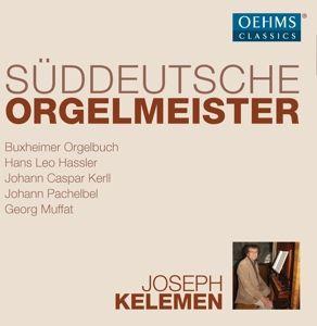 Süddeutsche Orgelmeister, Joseph Kelemen