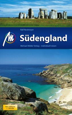 Südengland, m. 1 Karte, Ralf Nestmeyer