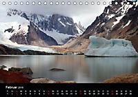"""Südpatagonien - das """"Ende"""" der Welt (Tischkalender 2019 DIN A5 quer) - Produktdetailbild 2"""