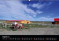 """Südpatagonien - das """"Ende"""" der Welt (Wandkalender 2019 DIN A2 quer) - Produktdetailbild 8"""