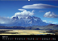 """Südpatagonien - das """"Ende"""" der Welt (Wandkalender 2019 DIN A2 quer) - Produktdetailbild 4"""