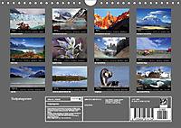"""Südpatagonien - das """"Ende"""" der Welt (Wandkalender 2019 DIN A4 quer) - Produktdetailbild 13"""