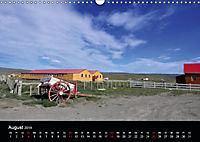 """Südpatagonien - das """"Ende"""" der Welt (Wandkalender 2019 DIN A3 quer) - Produktdetailbild 8"""