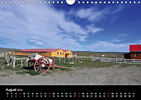 """Südpatagonien - das """"Ende"""" der Welt (Wandkalender 2019 DIN A4 quer) - Produktdetailbild 8"""