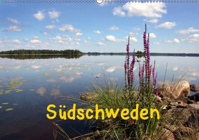 Südschweden (Wandkalender 2019 DIN A2 quer), Eckhard K.Schulz