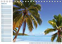Südsee-Insel Mo'orea (Tischkalender 2019 DIN A5 quer) - Produktdetailbild 6