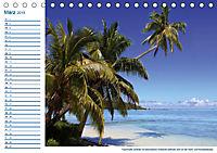 Südsee-Insel Mo'orea (Tischkalender 2019 DIN A5 quer) - Produktdetailbild 3