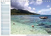 Südsee-Insel Mo'orea (Tischkalender 2019 DIN A5 quer) - Produktdetailbild 5