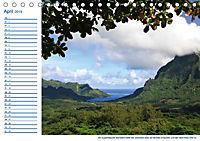 Südsee-Insel Mo'orea (Tischkalender 2019 DIN A5 quer) - Produktdetailbild 4