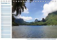 Südsee-Insel Mo'orea (Tischkalender 2019 DIN A5 quer) - Produktdetailbild 11