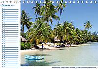 Südsee-Insel Mo'orea (Tischkalender 2019 DIN A5 quer) - Produktdetailbild 10
