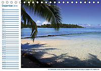 Südsee-Insel Mo'orea (Tischkalender 2019 DIN A5 quer) - Produktdetailbild 12