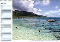 Südsee-Insel Mo'orea (Wandkalender 2019 DIN A3 quer) - Produktdetailbild 5