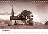 Südtirol - Anno Dazumal (Tischkalender 2019 DIN A5 quer) - Produktdetailbild 9