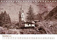 Südtirol - Anno Dazumal (Tischkalender 2019 DIN A5 quer) - Produktdetailbild 11
