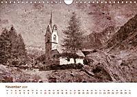 Südtirol - Anno Dazumal (Wandkalender 2019 DIN A4 quer) - Produktdetailbild 11