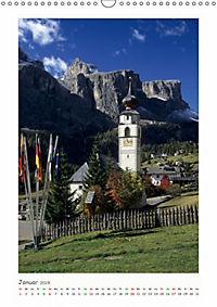 Südtirol - Ein Erlebnis für das Auge (Wandkalender 2019 DIN A3 hoch) - Produktdetailbild 1