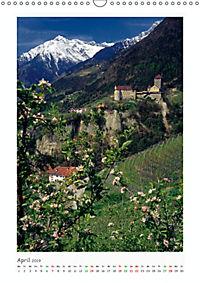 Südtirol - Ein Erlebnis für das Auge (Wandkalender 2019 DIN A3 hoch) - Produktdetailbild 4