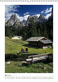 Südtirol - Ein Erlebnis für das Auge (Wandkalender 2019 DIN A3 hoch) - Produktdetailbild 5