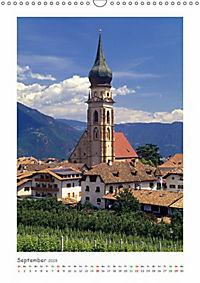 Südtirol - Ein Erlebnis für das Auge (Wandkalender 2019 DIN A3 hoch) - Produktdetailbild 9