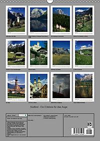 Südtirol - Ein Erlebnis für das Auge (Wandkalender 2019 DIN A3 hoch) - Produktdetailbild 13