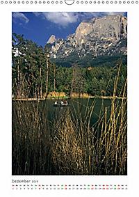 Südtirol - Ein Erlebnis für das Auge (Wandkalender 2019 DIN A3 hoch) - Produktdetailbild 12