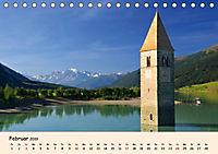 Südtirol - Zwischen Ortler und Dolomiten (Tischkalender 2019 DIN A5 quer) - Produktdetailbild 2