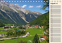 Südtirol - Zwischen Ortler und Dolomiten (Tischkalender 2019 DIN A5 quer) - Produktdetailbild 8