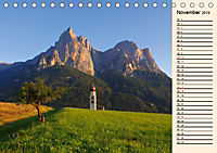 Südtirol - Zwischen Ortler und Dolomiten (Tischkalender 2019 DIN A5 quer) - Produktdetailbild 11