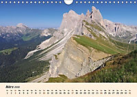 Südtirol - Zwischen Ortler und Dolomiten (Wandkalender 2019 DIN A4 quer) - Produktdetailbild 3