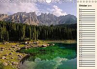 Südtirol - Zwischen Ortler und Dolomiten (Wandkalender 2019 DIN A4 quer) - Produktdetailbild 10