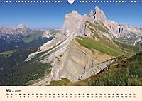 Südtirol - Zwischen Ortler und Dolomiten (Wandkalender 2019 DIN A3 quer) - Produktdetailbild 3