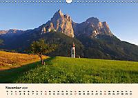 Südtirol - Zwischen Ortler und Dolomiten (Wandkalender 2019 DIN A3 quer) - Produktdetailbild 11