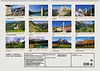 Südtirol - Zwischen Ortler und Dolomiten (Wandkalender 2019 DIN A2 quer) - Produktdetailbild 13