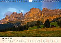 Südtirol - Zwischen Ortler und Dolomiten (Wandkalender 2019 DIN A4 quer) - Produktdetailbild 12