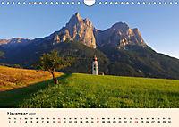 Südtirol - Zwischen Ortler und Dolomiten (Wandkalender 2019 DIN A4 quer) - Produktdetailbild 11