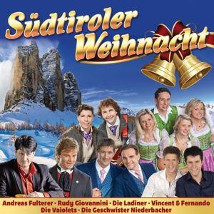 Südtiroler Weihnacht, Diverse Interpreten